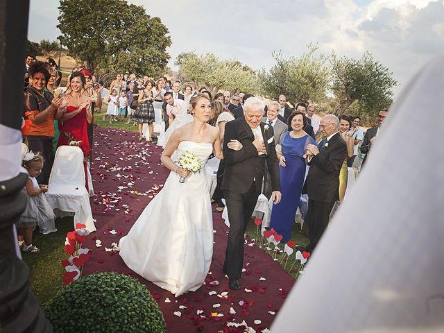 La boda de Kike y Audry en Almorox, Toledo 57