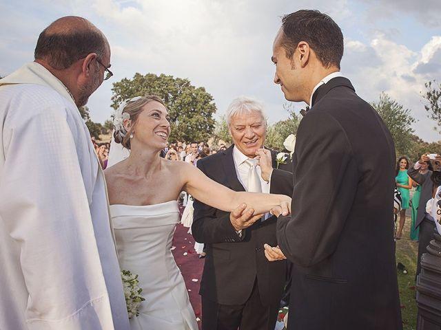 La boda de Kike y Audry en Almorox, Toledo 58