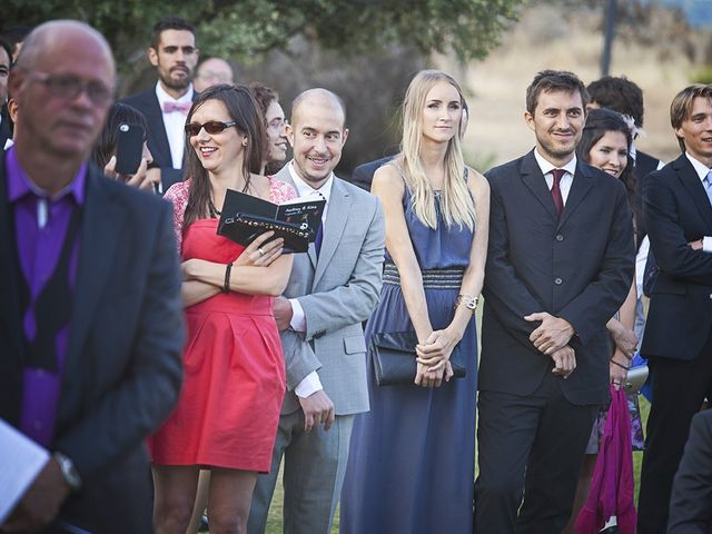 La boda de Kike y Audry en Almorox, Toledo 59