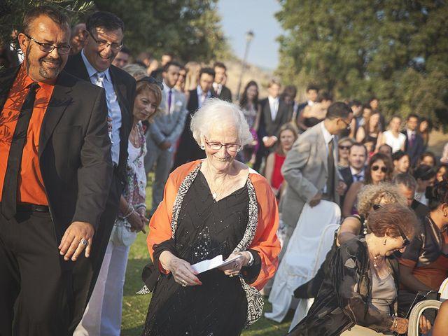 La boda de Kike y Audry en Almorox, Toledo 60