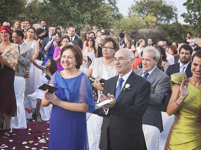 La boda de Kike y Audry en Almorox, Toledo 61