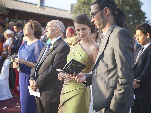 La boda de Kike y Audry en Almorox, Toledo 63