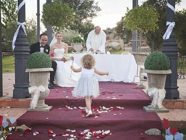 La boda de Kike y Audry en Almorox, Toledo 65