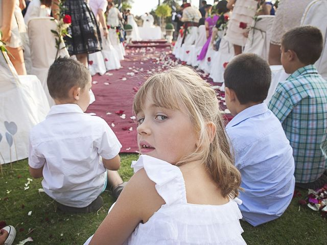 La boda de Kike y Audry en Almorox, Toledo 69