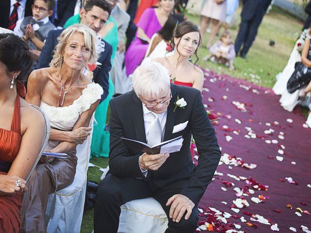 La boda de Kike y Audry en Almorox, Toledo 76