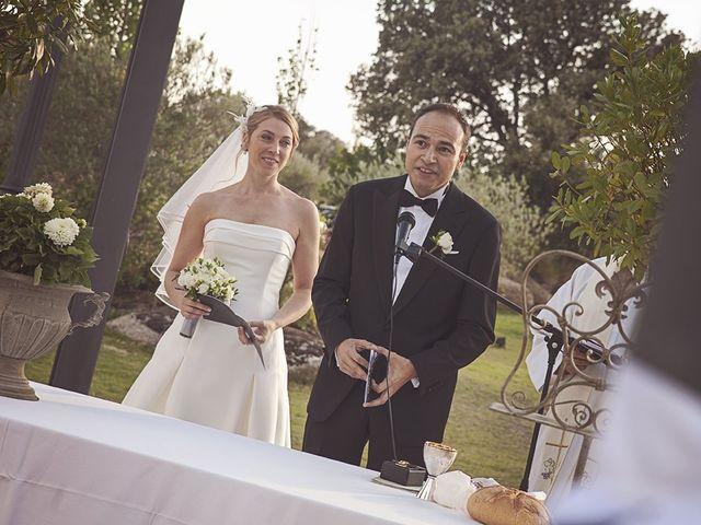 La boda de Kike y Audry en Almorox, Toledo 79