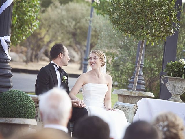 La boda de Kike y Audry en Almorox, Toledo 81