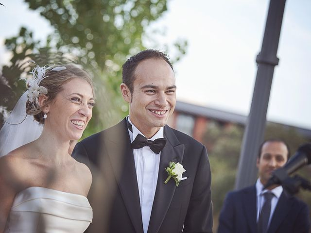 La boda de Kike y Audry en Almorox, Toledo 84