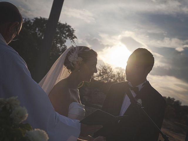 La boda de Kike y Audry en Almorox, Toledo 85