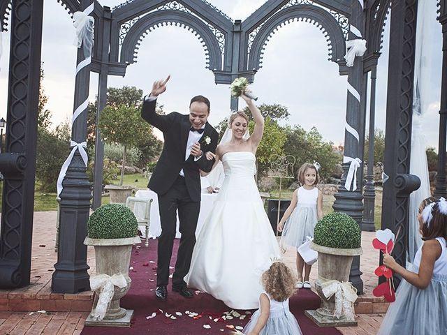 La boda de Kike y Audry en Almorox, Toledo 87