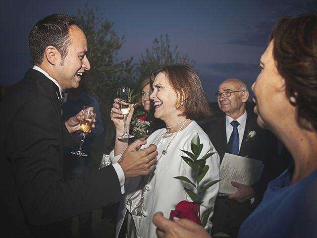 La boda de Kike y Audry en Almorox, Toledo 89