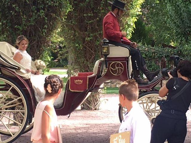 La boda de Rafa y Sara en Alcalá De Henares, Madrid 2