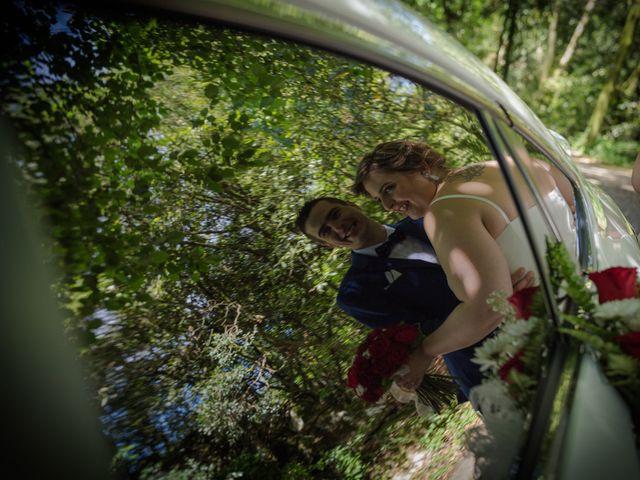 La boda de Lara y Juanma