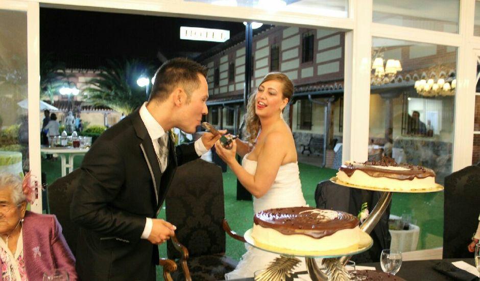 La boda de Raúl  y Cristina  en Navalcarnero, Madrid