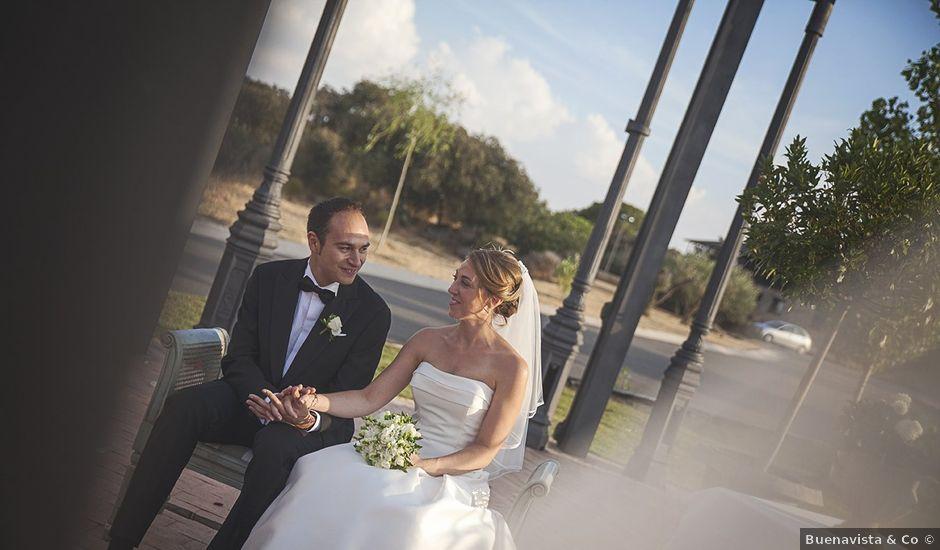 La boda de Kike y Audry en Almorox, Toledo