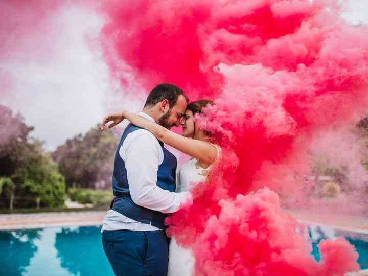 La boda de Sonia y Josh