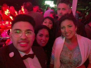 La boda de Gladys Carrillo Ramírez y José María arroyo Gómez 1