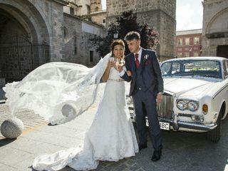 La boda de Gladys Carrillo Ramírez y José María arroyo Gómez