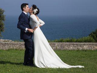 La boda de Angélica y José Luis
