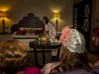 La boda de Merchi y Arturo 3