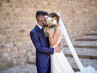 La boda de Núria y Francesc