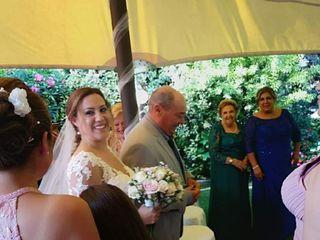 La boda de  Verónica  y Andrés  1