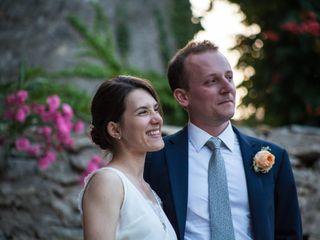 La boda de Mery y Simon