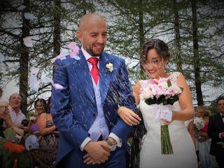La boda de Ismael y Gema