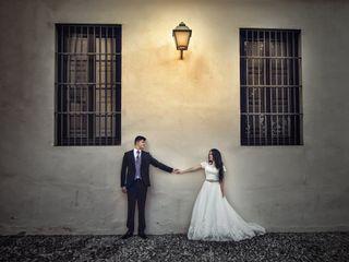 La boda de Fabricio y Fernanda