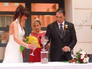 La boda de Encarnación y Pedro