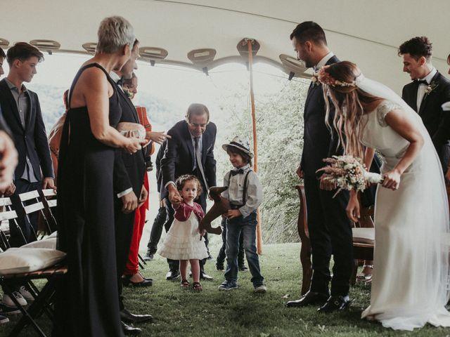 La boda de Josep y Carlota en Camprodon, Girona 70