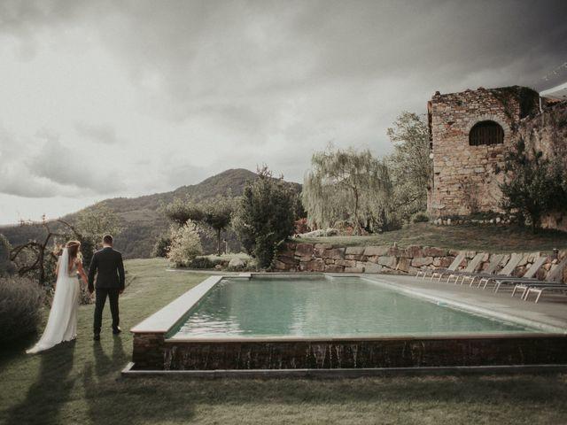 La boda de Josep y Carlota en Camprodon, Girona 2