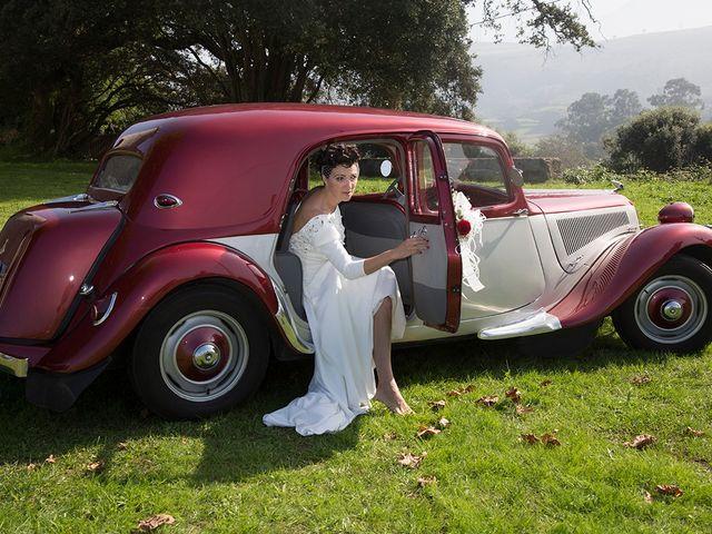 La boda de José Luis y Angélica en Panes, Asturias 27