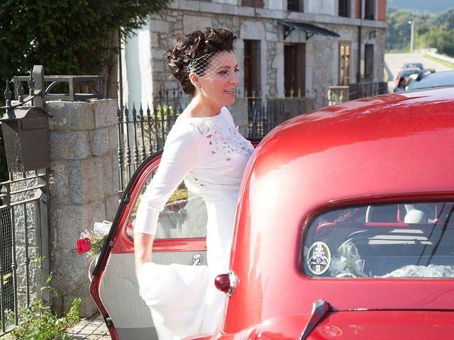La boda de José Luis y Angélica en Panes, Asturias 9