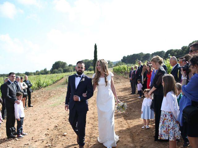 La boda de Toni y Gloria en El Vendrell, Tarragona 11