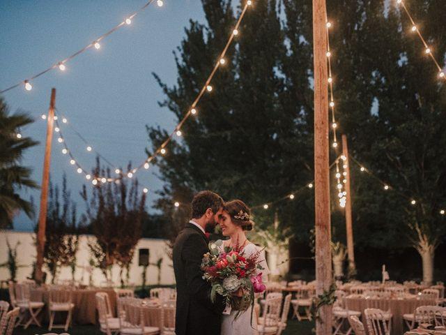 La boda de Clara y Juan Andrés