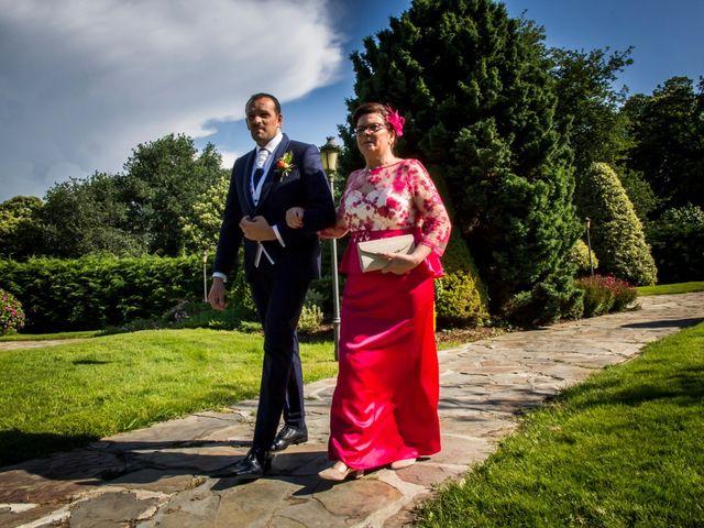 La boda de Arturo y Merchi en Lugo, Lugo 10