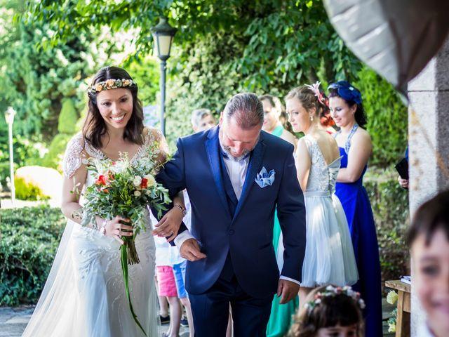 La boda de Arturo y Merchi en Lugo, Lugo 12