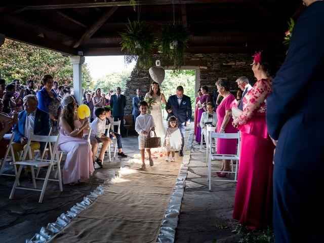 La boda de Arturo y Merchi en Lugo, Lugo 13