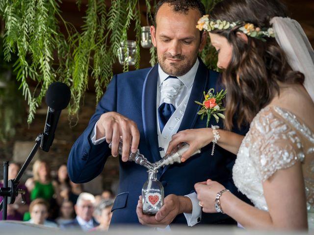 La boda de Arturo y Merchi en Lugo, Lugo 15