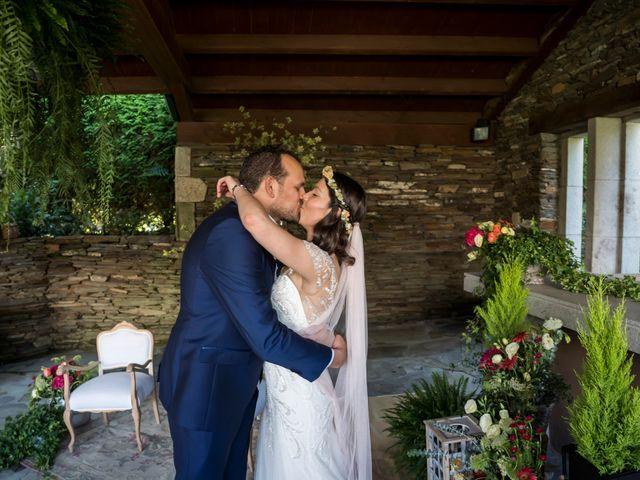 La boda de Arturo y Merchi en Lugo, Lugo 19