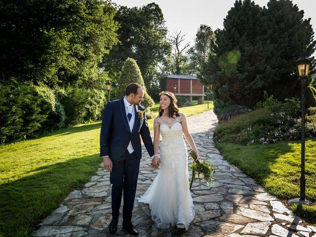 La boda de Arturo y Merchi en Lugo, Lugo 21