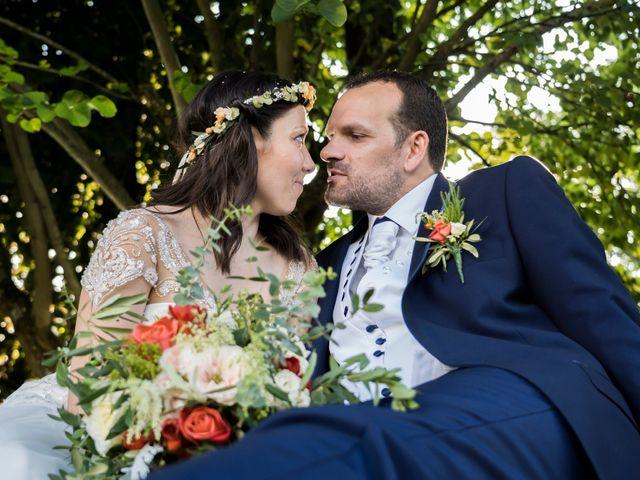 La boda de Arturo y Merchi en Lugo, Lugo 22
