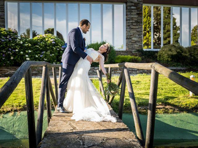La boda de Arturo y Merchi en Lugo, Lugo 25