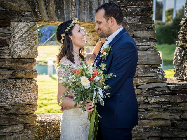 La boda de Arturo y Merchi en Lugo, Lugo 27