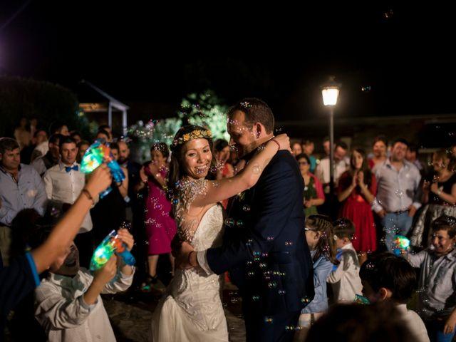La boda de Arturo y Merchi en Lugo, Lugo 33