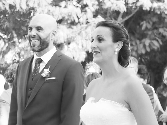 La boda de Francesc y Silvia en Mollerussa, Lleida 15
