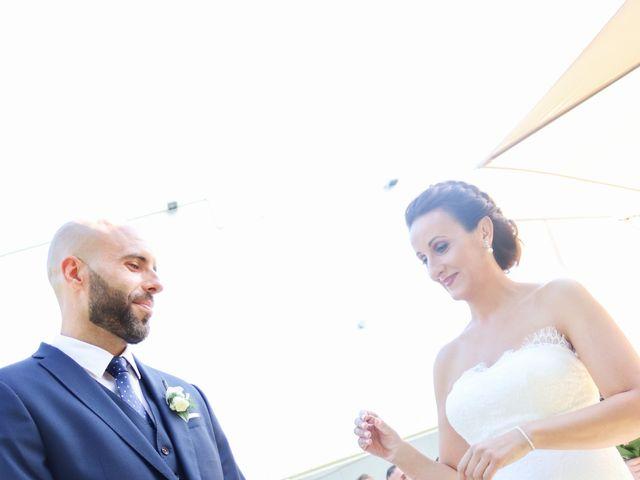 La boda de Francesc y Silvia en Mollerussa, Lleida 17