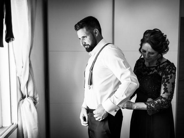 La boda de Antonio y Mª José en Alozaina, Málaga 5