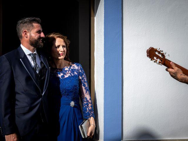 La boda de Antonio y Mª José en Alozaina, Málaga 10